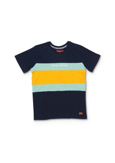 7 For All Mankind Boys' Striped Tee - Big Kid