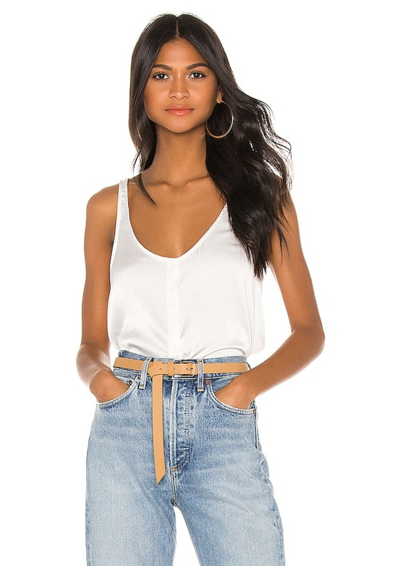 7 For All Mankind Button Up Tank