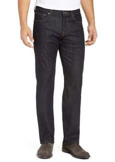 7 For All Mankind® Carsen Straight Fit Jeans (Dark & Clean)