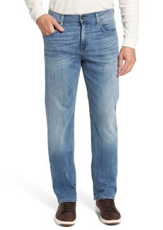 7 For All Mankind® Luxe Performance - Carsen Straight Leg Jeans (Homage)