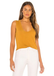 7 For All Mankind Cashmere Sweater Tank