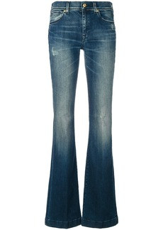 7 For All Mankind Charlize flared jeans - Blue