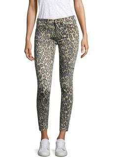 Cheetah Print Jeans
