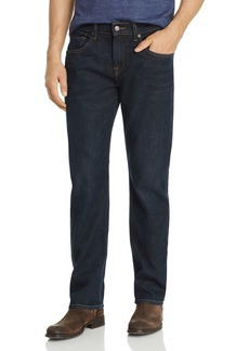 7 For All Mankind Series 7 Clean Pocket Slim Straight Fit Jeans in Diplomat