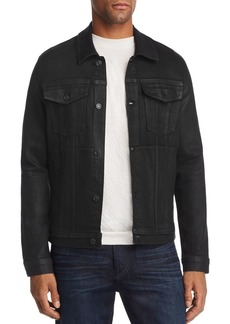 7 For All Mankind Coated Trucker Jacket
