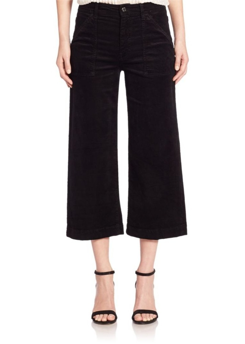 7 For All Mankind Corduroy Culottes