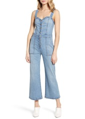 7 For All Mankind® Corset Tank Jumpsuit (Whitney Runway Denim)