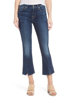 7 For All Mankind® Crop Bootcut Jeans (Stunning Bleeker)