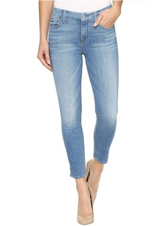 7 For All Mankind Crop Skinny in Melbourne Sky