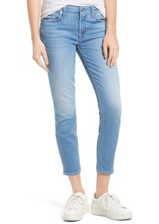 7 For All Mankind® Crop Skinny Jeans (Melbourne Sky)