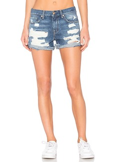 7 For All Mankind Cuffed Shorts. - size 23 (also in 24,26,27,28,29)