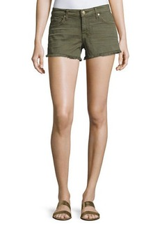 7 For All Mankind Cutoff Denim Shorts