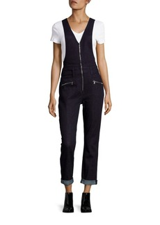 7 For All Mankind Denim Fashion Overalls