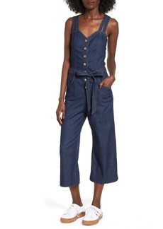 7 For All Mankind® Denim Jumpsuit