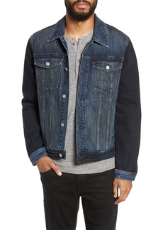7 For All Mankind® Denim Trucker Jacket