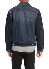 7 For All Mankind® Denim Trucker Jacket
