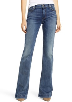 7 For All Mankind® Dojo Flare Jeans (Authentic Luck)