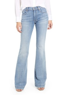 7 For All Mankind® Dojo High Waist Flare Jeans (Nolita)