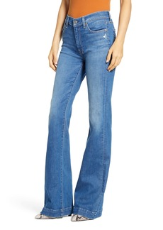7 For All Mankind® Dojo High Waist Flare Jeans (Northstar)