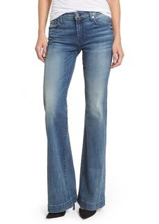 7 For All Mankind® 'Dojo' Wide Leg Jeans