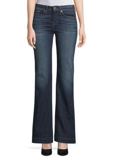 Dojo Wide-Leg Jeans