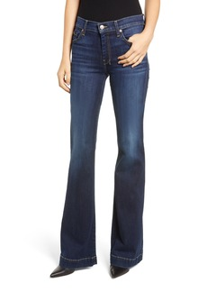 7 For All Mankind® Dojo Wide Leg Jeans (Authentic Fortune)