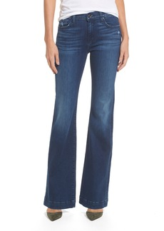 7 For All Mankind® Dojo Wide Leg Jeans (5th AVE)