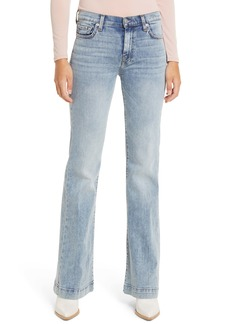 7 For All Mankind® Dojo Wide Leg Jeans (Shoreline Drive)