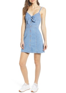 7 For All Mankind® Double Tie Dress