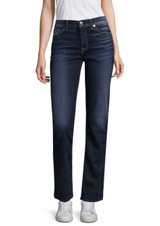 7 For All Mankind Dylan Straight Jeans