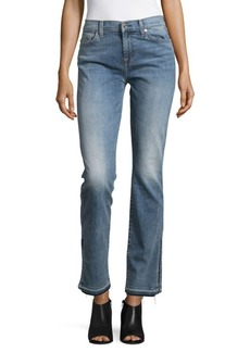 7 For All Mankind Dylan Straight-Leg Jeans