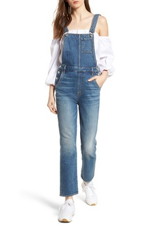 7 For All Mankind® Edie Denim Overalls