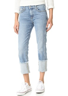 7 For All Mankind Fashion Boyfriend Jeans