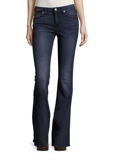 7 For All Mankind Five-Pocket Bootcut Jeans