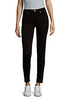 7 For All Mankind Five-Pocket Skinny Jeans