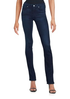 7 For All Mankind Five-Pocket Slim-Fit Jeans