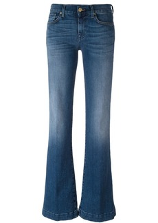 7 For All Mankind flared jeans - Blue