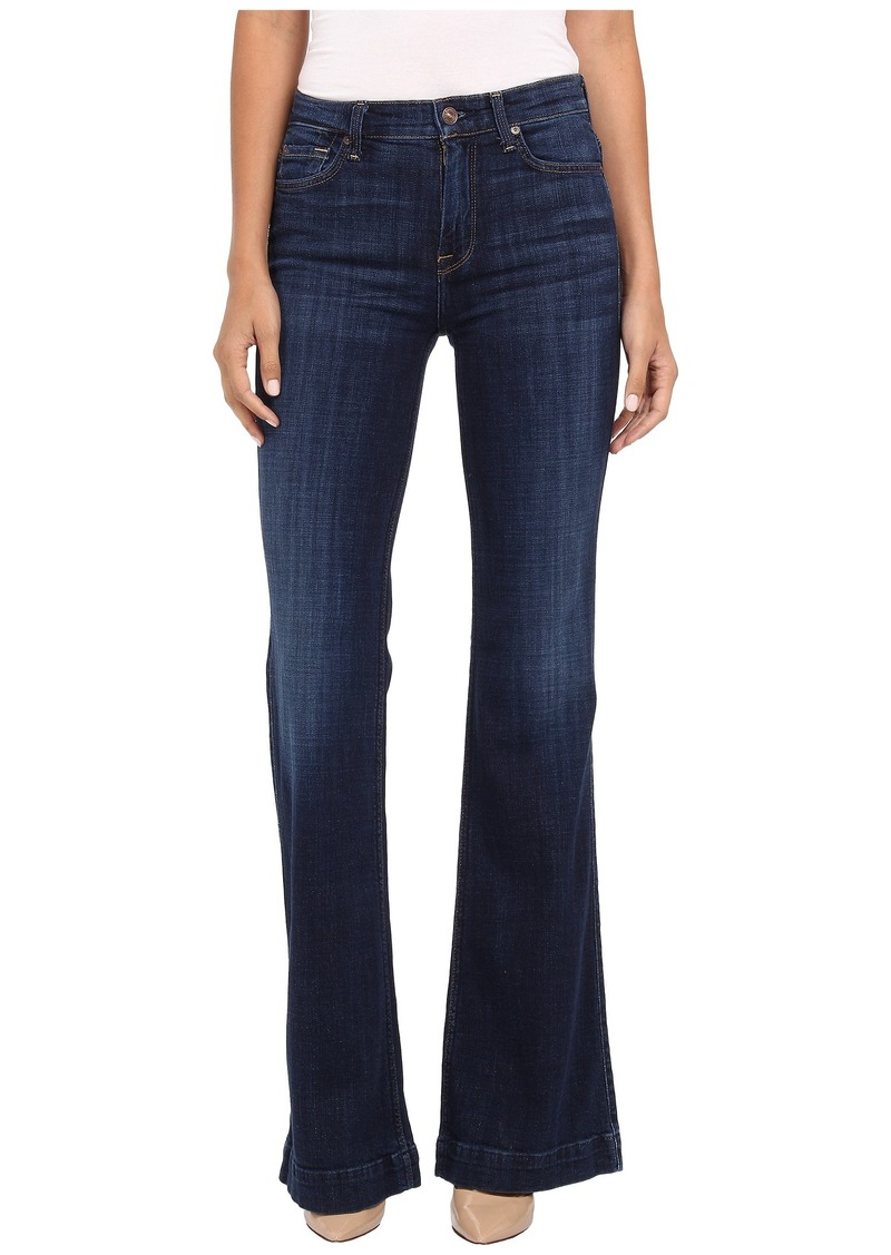 7 For All Mankind Ginger in Royal Broken Twill