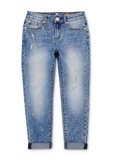 7 For All Mankind Girls' Josephina Distressed Jeans - Big Kid