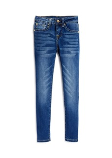 7 For All Mankind Girls' Skinny Fit Jeans - Big Kid