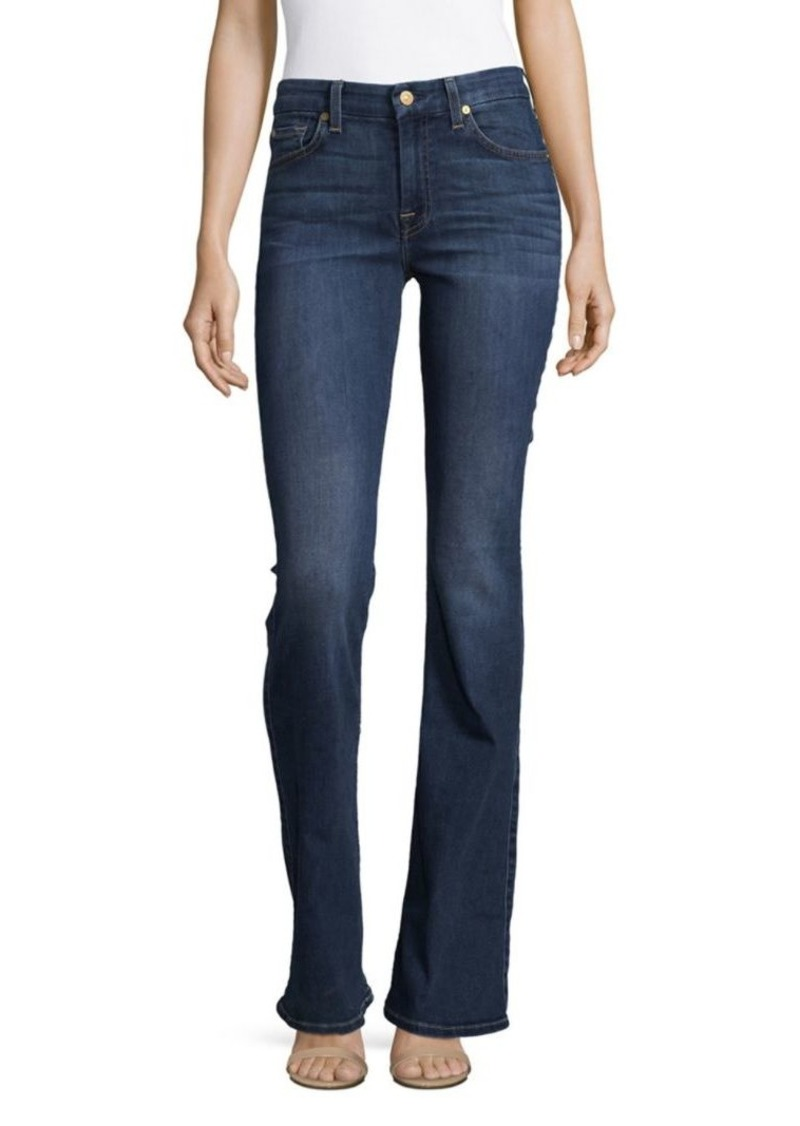 7 For All Mankind Grahmst Faded Jeans