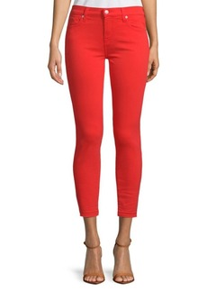 7 For All Mankind Gwen Cropped Jeans