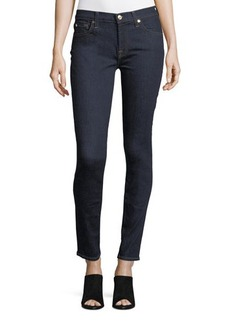 7 For All Mankind Gwenevere Dark-Wash Jeans