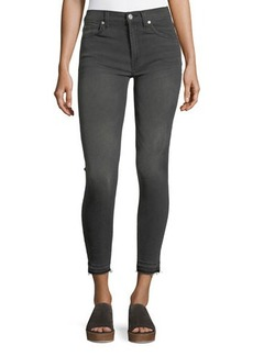 7 For All Mankind Gwenevere Faded Jeans