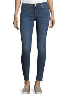 7 For All Mankind Gwenevere Medium-Wash Ankle Jeans