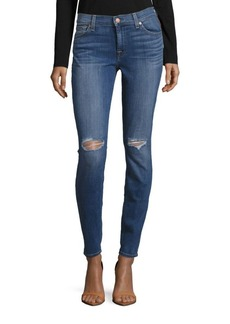 7 For All Mankind Gwenevere Skinny-Fit Jeans