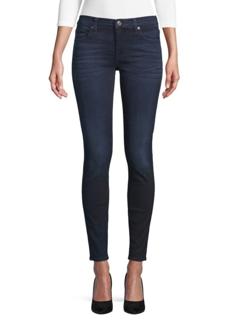 7 For All Mankind Gwenevere Slim-Fit Super Stretch Jeans