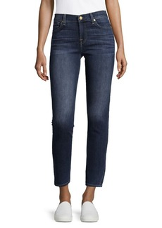 7 For All Mankind Gwenevere Washed Jeans