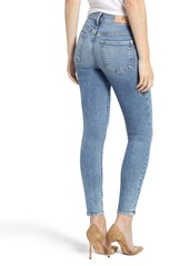 7 For All Mankind® Luxe Vintage High Waist Ankle Skinny Jeans (Muse)