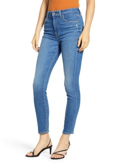7 For All Mankind® High Waist Ankle Skinny Jeans (Northstar)